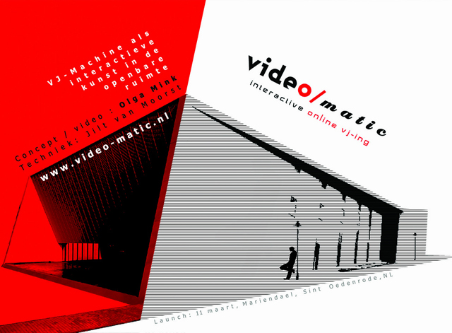 Flyer for VIDEO-MATIC